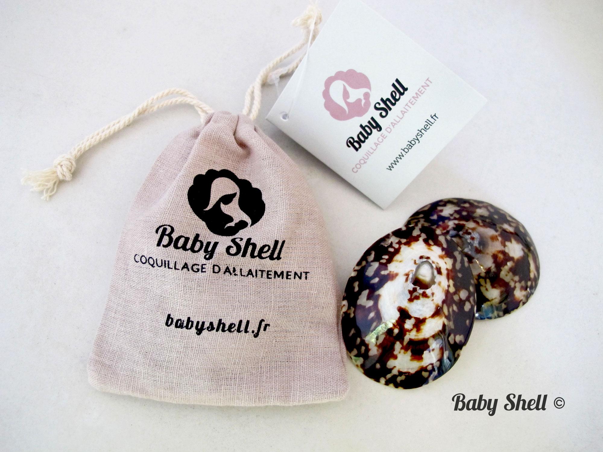 Coquillage d'allaitement BABY SHELL