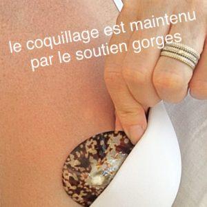 BABY SHELL - 24,90€ - le bijou soignant pour préserver votre allaitement