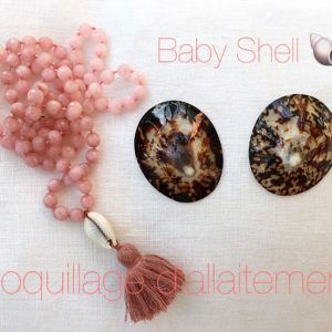 coquillage d'allaitement BABY SHELL - 24,90€ natural breast shell BABY SHELL to prevent sore and cracked nipples