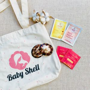pack allaitement baby shell