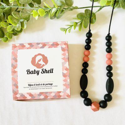 Collier d'allaitement Baby Shell