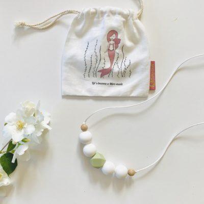 Collier de portage Baby Shell