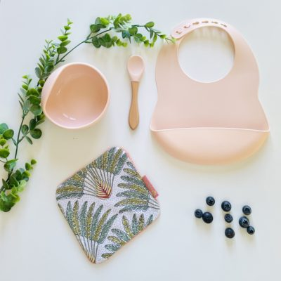 Corail Baby Mealset