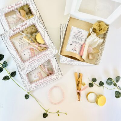 Féminin Sacré - La box Baby Shell