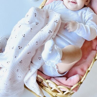 Couverture nomade BABY SHELL