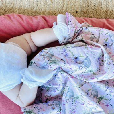 Baby Plaid, la petite couverture à emporter partout